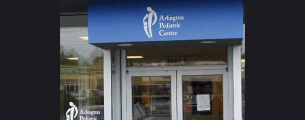 arlington-pediatric-center-failed-logo