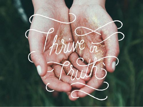 thrivefortruth