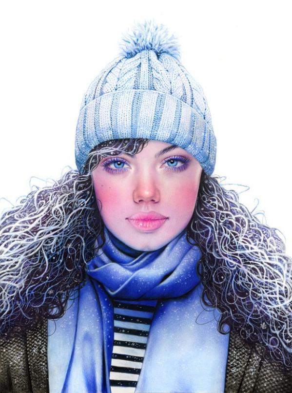 004-colored-pencil-season-girls-morgan-davidson