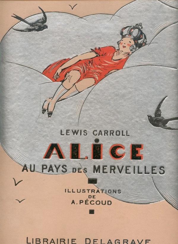 Alice+in+Wonderland+illustrations+André+Pécoud,+1950+(1)