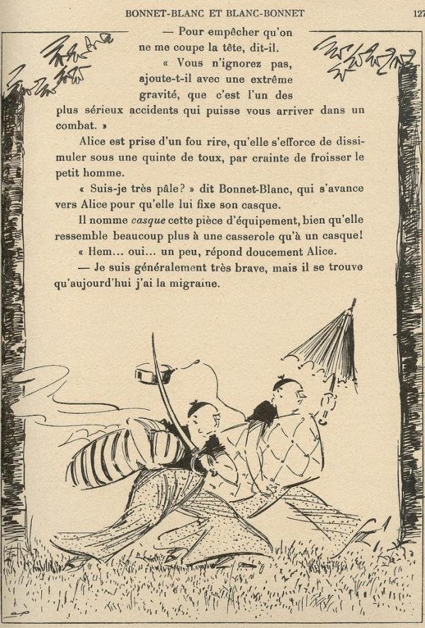 Alice+in+Wonderland+illustrations+André+Pécoud,+1950+(5)